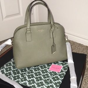 Kate Spade Large Lottie Satchel